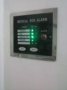 Alarm Elektronik Analog