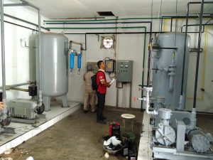 sentral-kompressor-gas-medis