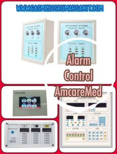 Alarm Gas Medis