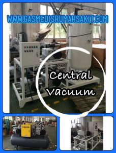 Central Medical Vacuum