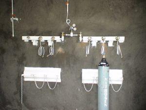 Sentral Manifold Oksigen