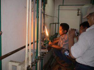 Instalasi Pipa Gas Medis