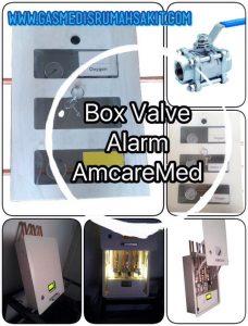 Valve Box Gas Medis