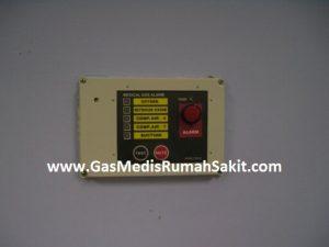 Alarm Gas Medis Lokal