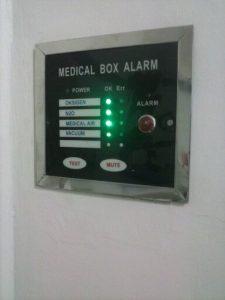 Alarm Lokal Analog