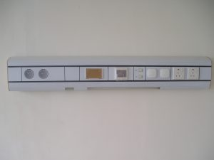 Gas-Medis-Rumah-Sakit-Bedhead-Alumunium-With-Outlet
