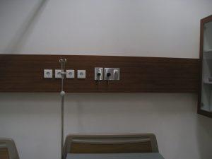 Kontraktor-Gas-Medis-Rumah-Sakit-Bedhead-Kayu