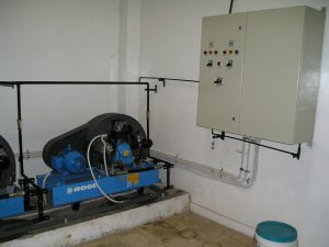 Supplier-Gas-Medis-Rumah-Sakit-Panel-Control-Motor-Compressor