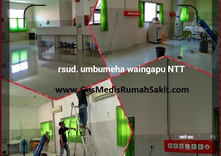 Distributor Gas Medis Rumah Sakit di Cibogo Subang Jawa Barat