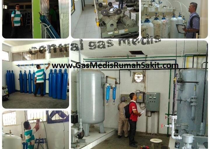 Distributor Gas Medis Rumah Sakit di Cipeundeuy Subang Jawa Barat