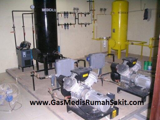 Ahli Instalasi Gas Medis Rumah Sakit di Pabuaran Subang Jawa Barat