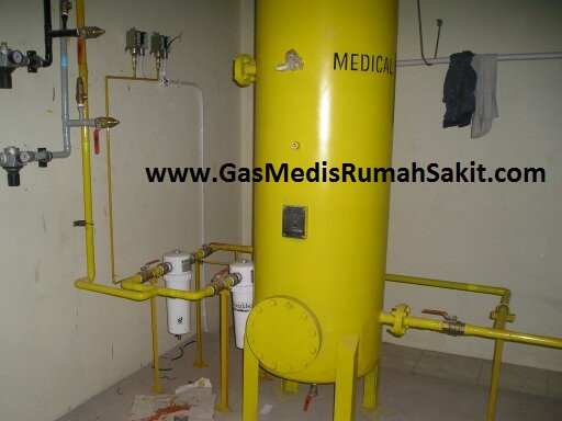Distributor Gas Medis Rumah Sakit di Cibatu Purwakarta Jawa Barat