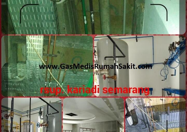 Kontraktor Gas Medis Rumah Sakit di Legon Kulon Subang Jawa Barat