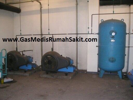 Perusahaan Gas Medis Rumah Sakit di Tanjung Dahan Subang Jawa Barat