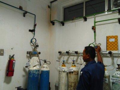 Spesialis Instalasi Gas Medis Rumah Sakit di Purwadadi Subang Jawa Barat