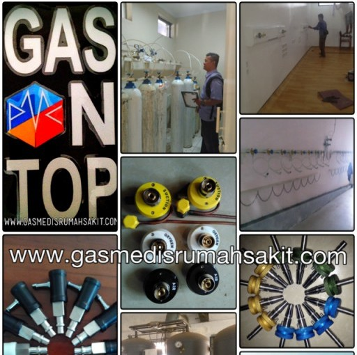 Perusahaan Gas Medis Rumah Sakit di Tanjungsiang Subang Jawa Barat