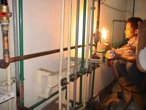 Ahli Pemasangan Gas Medis Rumah Sakit di Plered Purwakarta Jawa Barat