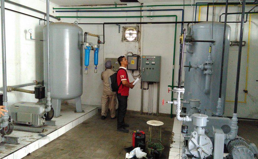 Standard Sentral Instalasi Gas Medis Rumah Sakit