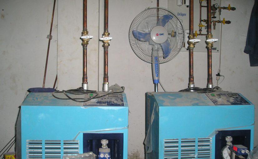 Perusahaan Gas Medis Rumah Sakit di Sirampong Brebes Jawa Tengah