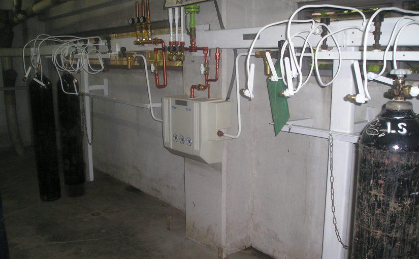 Perusahaan Gas Medis Rumah Sakit di Gandrungmangu Cilacap Jawa Tengah