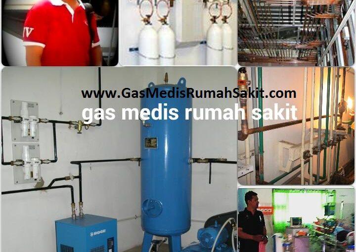 Distributor Gas Medis Rumah Sakit Di DKI Jakarta