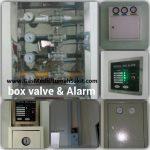 Harga Valve Box Gas Medis Rumah Sakit.