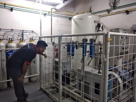 Ahli Instalasi Gas Medis Rumah Sakit di Batulicin Tanah Bambu Kalimantan Selatan
