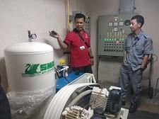 Ahli Instalasi Gas Medis Rumah Sakit di Jorong Tanah Laut Kalimantan Selatan