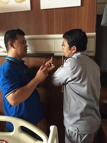 Ahli Instalasi Gas Medis Rumah Sakit di Kelumpang Selatan Kotabaru Kalimantan Selatan