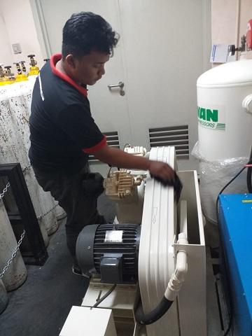 Distributor Gas Medis Rumah Sakit di Pulau Laut Tengah Kotabaru Kalimantan Selatan