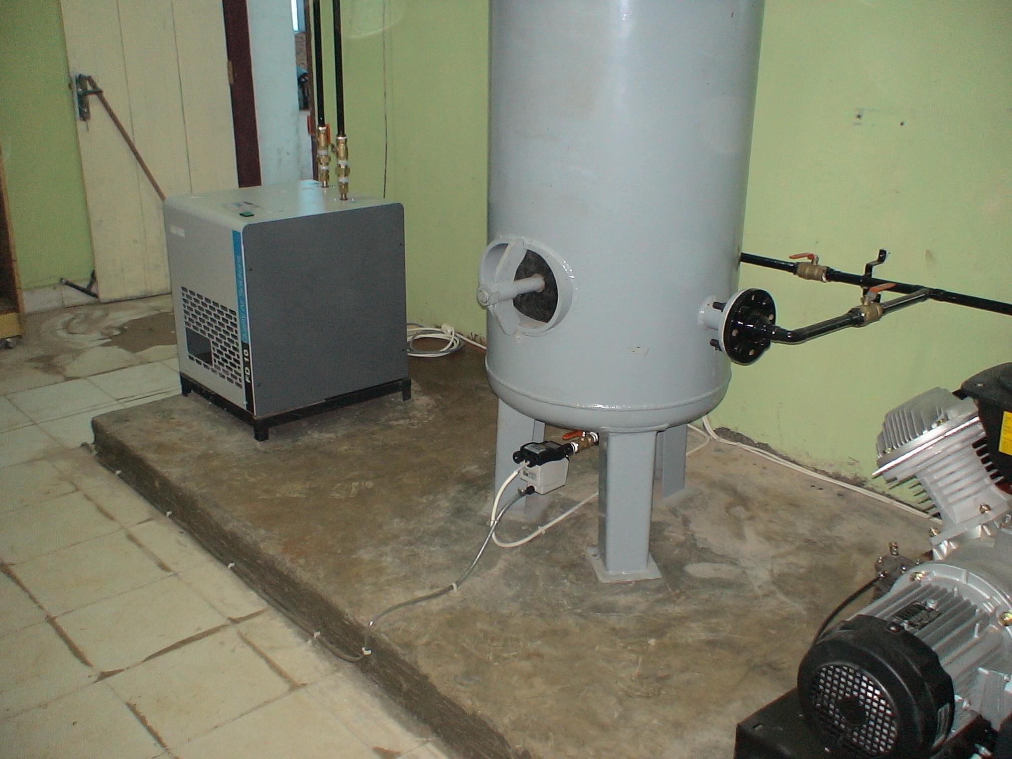 Kontraktor Gas Medis Rumah Sakit di Barabai Hulu Sungai Tengah Kalimantan Selatan