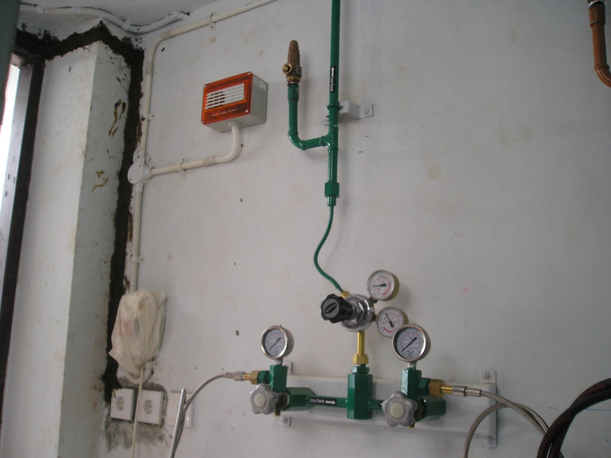 Kontraktor Gas Medis Rumah Sakit di Loksado Hulu Sungai Selatan Kalimantan Selatan