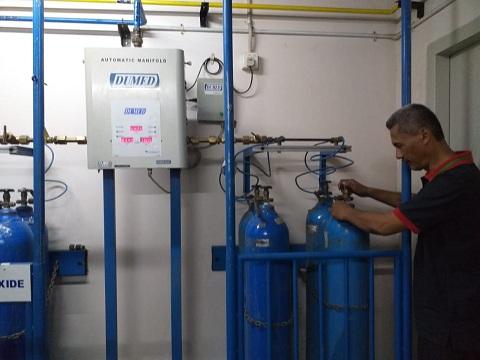 Kontraktor Gas Medis Rumah Sakit di Muara Harus Tabalong Kalimantan Selatan