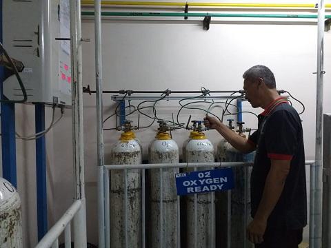 Kontraktor Gas Medis Rumah Sakit di Sampanahan Kotabaru Kalimantan Selatan
