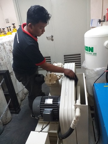 Kontraktor Gas Medis Rumah Sakit di Tambang Ulang Tanah Laut Kalimantan Selatan