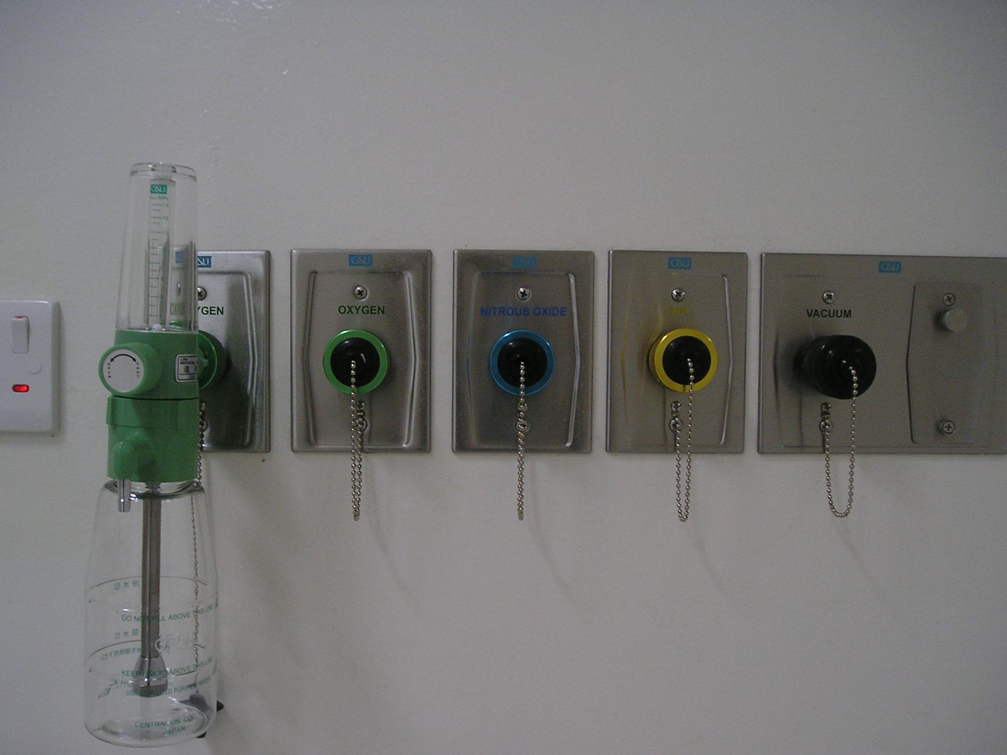 Perusahaan Gas Medis Rumah Sakit di Padang Batung Hulu Sungai Selatan Kalimantan Selatan