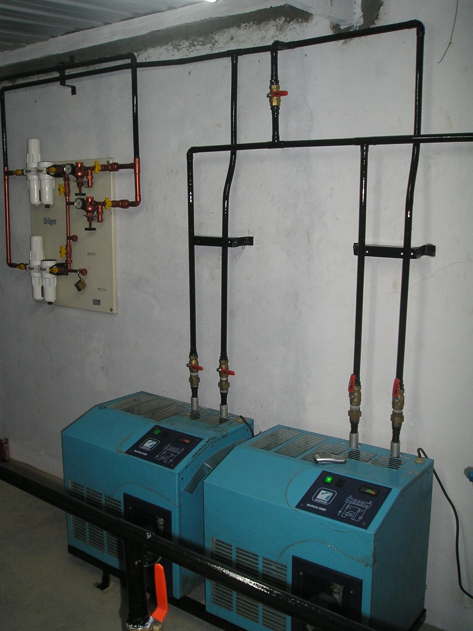 Perusahaan Gas Medis Rumah Sakit di Daha Utara Hulu Sungai Selatan Kalimantan Selatan