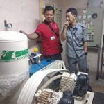 Perusahaan Gas Medis Rumah Sakit di Paminggir Hulu Sungai Utara Kalimantan Selatan