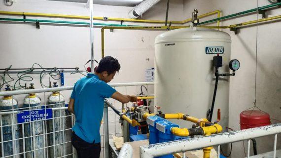 Supplier Gas Medis Rumah Sakit di Ciptamargi Cilebar Karawang Jawa Barat