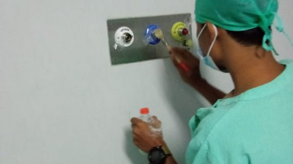 Supplier Gas Medis Rumah Sakit di Mulyasejati Ciampel Karawang Jawa Barat