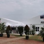 Kontraktor Gas Medis Rumah Sakit Lapangan COVID di Temanggung Jawa Tengah