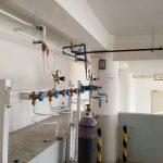 Ahli Instalasi Gas Medis Rumah Sakit Darurat COVID di Gunungsitoli Sumatera Utara