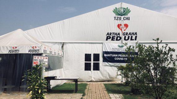 Ahli Instalasi Gas Medis Rumah Sakit Darurat COVID di Palangkaraya Kalimantan Tengah