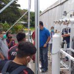 Ahli Instalasi Gas Medis Rumah Sakit Darurat COVID di Tebing Tinggi Sumatra Utara