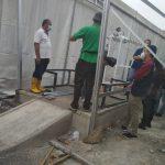 Ahli Instalasi Gas Medis Rumah Sakit Darurat COVID di Katingan Kalimantan Tengah