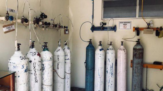 Kontraktor Gas Medis Rumah Sakit Darurat COVID di Lamandau Kalimantan Tengah