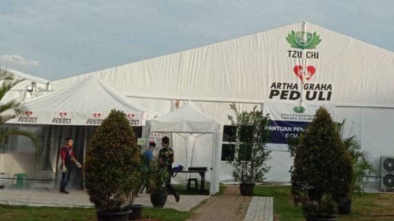 Kontraktor Gas Medis Rumah Sakit Darurat COVID di Batam Kepulauan Riau